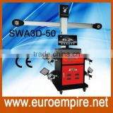 EPPO EMPIRE SWA3D-50 23'' LCD 3d wheel alignment machine price/wheel balancer/tire changer                                                                         Quality Choice