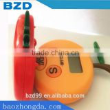 New Style Electric Tomato Orange Fruit Fridge Magnet Timer / Count Up/down Household Necessary and Promotional Items