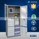 military use gun safe box steel cabinet