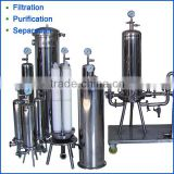 Stainless steel whole house water filter for agricultural equipments