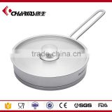 Market Popularity Kitchenware Stainless Steel Non-Stick Round Electric Frying Pan