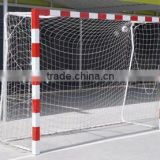 Steel Movable Handball Goal Post Professional Sports Equipment