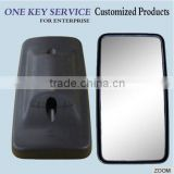 Hot selling OEM spear parts Exterior rearview mirror /Universal Clip-on Trailer Towing Mirror