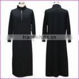 Top Quality New Model Arab Men Thobe Designs Islamic Clothing