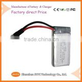 Wholesale High Rate Cheap Price 3.7v 502030 200mAh 15C Lipo Battery RC Helicopter Polymer Battery