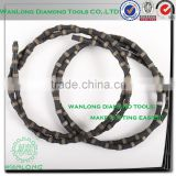 11mm diamond wire saw blade for concrete cutting -diamond wire saw cutting tools accessories manfacturer in china