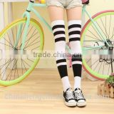 sports football socks,young teen girls fashion sock wholesale