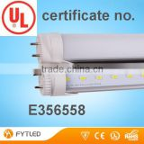Lighting retrofit solutions electronic ballast compatible UL DLC T8 led tube plug and play