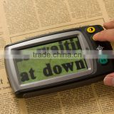 4.3 Inch 28x Handheld Portable LCD Digital Magnifier As Low Vision Aid