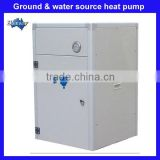 Commercial ceiling water source heat pump