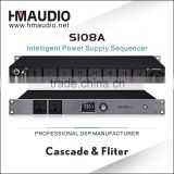 S108A Power Supply Time Controller Delay Time Sequencer power switch automatically for each channel
