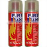 Mini car Aerosol Fire Extinguisher can