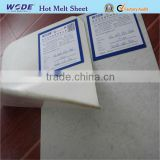 one side glue toe puff and counter stiffeners hot melt glue sheet                                                                         Quality Choice