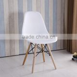 Brand new emes chair /dsw/ames chair/cheap wooden leg chair for wholesales