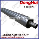Tungsten Carbide Roller 6 750*6000mm,hot fabric,plastic film/sheet/plate,textile,paper,printing,packaging, by Shanghai Donghui