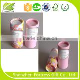 Biodegradable small cosmetic cardboard paper tube                                                                         Quality Choice