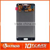 Brand New LCD Display Touch Screen Digitizer Assembly For Samsung Galaxy Note 4, For Samsung Note 4 N9100 LCD Touch Screen