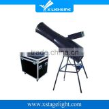 1200W stage equipment color paper big confetti blower machine with flight case