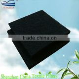 5mm Activated carbon filter media filter felt