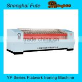steam heating flatwork ironer