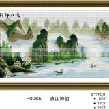 2013 chinese cross stitch kits