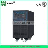 Popular solar power inverter with charger dc to ac dual output sine wave APV series inverter