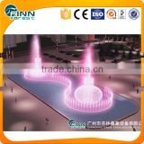 66m Egypt fountain project dmx controller led lights full color change light water park fountain dancing