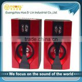 Towel mini mobile phone amplifier speaker mini usb speaker mini subwoofer speaker made in Guangzhou