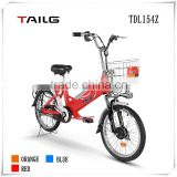 made in china dongguan tailg 250w portable elektro faltrad for asles