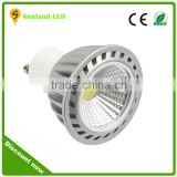 Hot Sale Energy Saving 3W 4W 5W 6W 7W 8W COB MR16 GU10 LED Down Light 4W can Replace 28W halogen lamp 12v 4w led spot lamp mr16