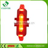 ABS material usb rechargeable 5 led rear bicycle/bike tail light                                                                         Quality Choice