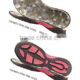new arrival fashional ventilate climbing shoes MD sole pad