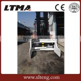 forklift clamp attachments LTMA bale clamp forklift