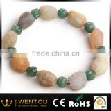 Natural seeds xinjiang gemstone tibetan agate dzi beads
