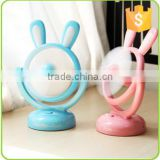Decorative electric cooling USB mini kids animal shaped fan