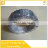 Graphite composite pad Inside and outside wrapping type high strength composite pad Reinforced graphite gasket