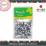 Hotsale Cheap Small Safety Wiggly Eyes for Toys Plastic