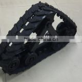 atv rubber track,rubber track undercarriage,construction machinery spare parts from China supplier