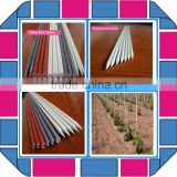 solid fiberglass tree stakes rods for agriculture use umbrella rib flag rod polwith high quality and durable 10mm pultruded