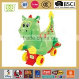Musical baby walker ride on with competitive price dinosaur baby walking chair