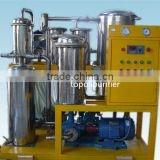 TYF Series Waste Phosphate Ester Fire Resistant Oil Filtration System/Used Oil Disposal Plant