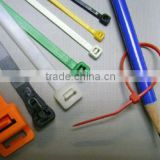 UL ROHS adjustable nylon cable tie manufacturers
