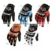 High quality waterproof sports men's fox dirtpaw racing motocross gloves
