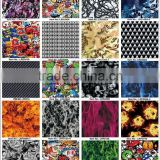 Sale water transfer printing film patterns&hydrographic film&hydro dipping film A3 Package No. LYH-FS02