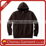 hot sale unisex 100% cotton plain black and red hoody polar fleece hunting jacket