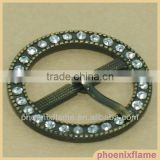 fashion rhinestone buckle,rhinestone slider buckle