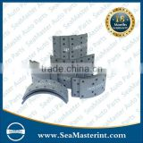 High quality non-asbestos brake lining for HINO OEM No.2303-36311 OP