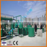 ZSA-10 Waste Oil Distillery Equipment To Get High Quality Base Oil