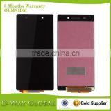 Wholesale spare parts lcd screen for xperia z2 lcd