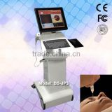 Portable Facial Machine Oxygen Jet Peel Therapy Machine Skin Texture Improvement Wrinkle Reduction System Peeling Machine For Face